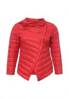 Куртка утепленная, Kitana by Rinascimento, цвет: красный. Артикул: KI009EWQER78. Женская одежда / Верхняя одежда / Демисезонные куртки
