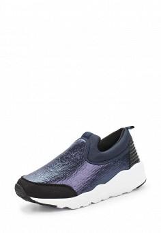 Кроссовки, Kylie, цвет: синий. Артикул: KY002AWLQK45. Женская обувь / Кроссовки и кеды / Кроссовки
