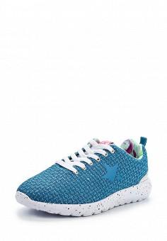 Кроссовки, Kylie, цвет: синий. Артикул: KY002AWPBQ90. Женская обувь / Кроссовки и кеды / Кроссовки