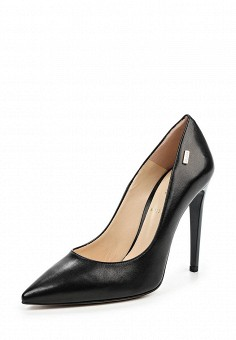 Туфли, Liu Jo, цвет: черный. Артикул: LI687AWOQB93. Премиум / Обувь