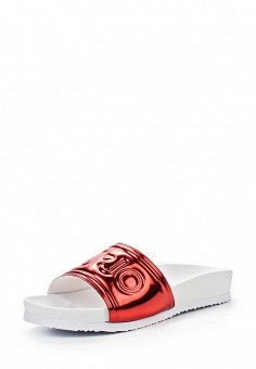 Шлепанцы, Liu Jo, цвет: красный. Артикул: LI687AWOQC00. Премиум / Обувь
