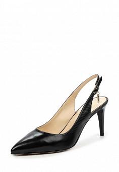 Туфли, Liu Jo, цвет: черный. Артикул: LI687AWOQC11. Премиум / Обувь