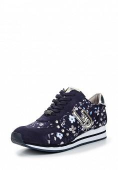 Кроссовки, Liu Jo, цвет: синий. Артикул: LI687AWOQE33. Премиум / Обувь