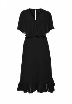 Платье, LOST INK, цвет: черный. Артикул: LO019EWJOV87. Женская одежда