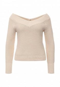Пуловер, LOST INK, цвет: бежевый. Артикул: LO019EWJOW52. Женская одежда