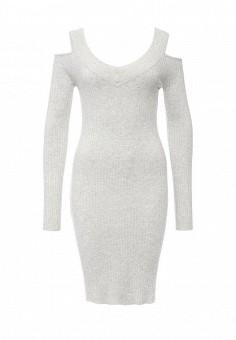 Платье, LOST INK, цвет: серый. Артикул: LO019EWJOW70. Женская одежда