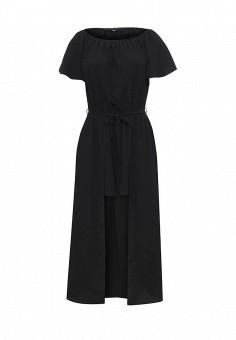 Комбинезон, LOST INK, цвет: черный. Артикул: LO019EWNRB45. Женская одежда