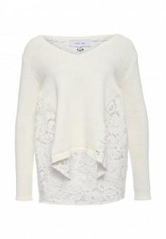 Пуловер, LOST INK, цвет: белый. Артикул: LO019EWOLN61.