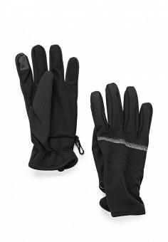 Перчатки, Luhta, цвет: черный. Артикул: LU692DMXXS29. Luhta