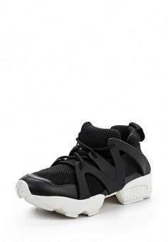 Кроссовки, Mango, цвет: черный. Артикул: MA002AWPCR76. Женская обувь / Кроссовки и кеды / Кроссовки