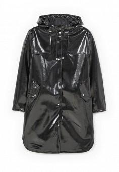 Плащ, Mango, цвет: черный. Артикул: MA002EWPXL82. Женская одежда / Верхняя одежда / Плащи и тренчкоты