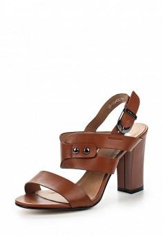 Босоножки, Makfine, цвет: коричневый. Артикул: MA043AWSJC27. Женская обувь / Босоножки