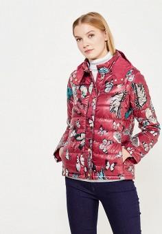 Куртка утепленная, Max&Co, цвет: розовый. Артикул: MA111EWUBZ30. Премиум / Одежда / Верхняя одежда / Пуховики и зимние куртки
