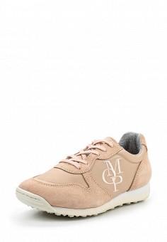 Кроссовки, Marc O'Polo, цвет: розовый. Артикул: MA266AWPVL38. Женская обувь / Кроссовки и кеды / Кроссовки