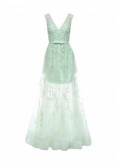 Платье, To be Bride, цвет: мятный. Артикул: MP002XW0DPA3. Женская одежда / Платья и сарафаны / Вечерние платья