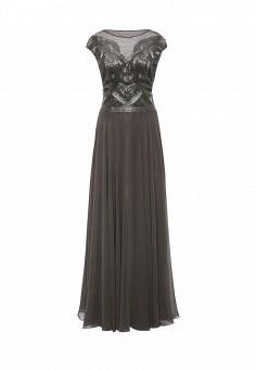 Платье, To be Bride, цвет: серый. Артикул: MP002XW0DPAH. Женская одежда / Платья и сарафаны / Вечерние платья