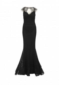 Платье, To be Bride, цвет: черный. Артикул: MP002XW0DPAU. Женская одежда / Платья и сарафаны / Вечерние платья