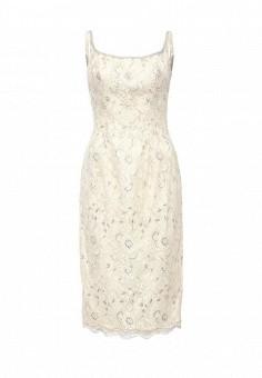 Платье, To be Bride, цвет: бежевый. Артикул: MP002XW0DPAV. Женская одежда / Платья и сарафаны / Вечерние платья