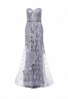 Платье, To be Bride, цвет: голубой. Артикул: MP002XW0DPAY. Женская одежда / Платья и сарафаны / Вечерние платья
