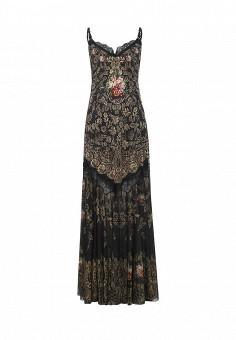 Платье, Michal Nergin, цвет: черный. Артикул: MP002XW1GIXJ. Женская одежда / Платья и сарафаны / Вечерние платья