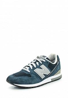 Кроссовки, New Balance, цвет: синий. Артикул: NE007AMJA782. Мужская обувь