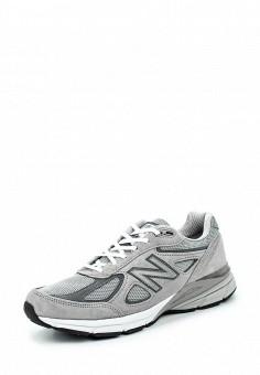 Кроссовки, New Balance, цвет: серый. Артикул: NE007AMJKW44. Мужская обувь