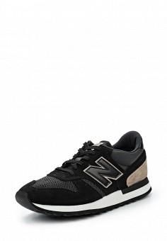 Кроссовки, New Balance, цвет: коричневый. Артикул: NE007AMPDJ47. Мужская обувь