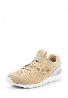 Кроссовки, New Balance, цвет: бежевый. Артикул: NE007AMPDJ53. Мужская обувь
