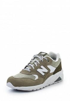 Кроссовки, New Balance, цвет: бежевый. Артикул: NE007AMPDJ66. Мужская обувь