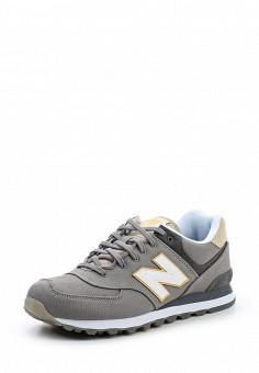Кроссовки, New Balance, цвет: серый. Артикул: NE007AMPDJ86. Мужская обувь