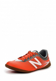 Бутсы зальные, New Balance, цвет: красный. Артикул: NE007AMPEC79. Мужская обувь
