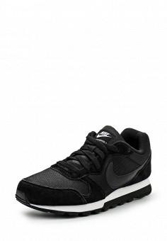 Кроссовки, Nike, цвет: черный. Артикул: NI464AWFMW82. Женская обувь / Кроссовки и кеды / Кроссовки