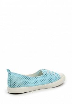 Кеды Nobbaro, цвет: голубой. Артикул: NO021AWJDF77. Женская обувь / Кроссовки и кеды / Низкие кеды