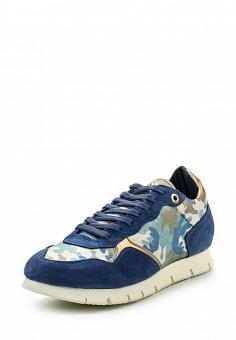 Кроссовки, Nobrand, цвет: синий. Артикул: NO024AWRMJ30. Женская обувь / Кроссовки и кеды / Кроссовки
