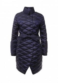 Пуховик, Odri, цвет: синий. Артикул: OD001EWLWT16. Женская одежда / Верхняя одежда / Пуховики и зимние куртки