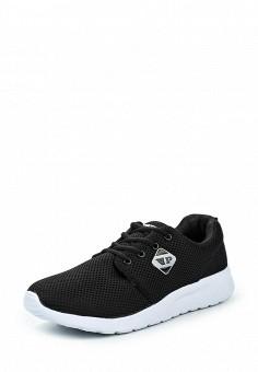 Кроссовки, Patrol, цвет: черный. Артикул: PA050AMQJX95. Мужская обувь / Кроссовки и кеды / Кроссовки
