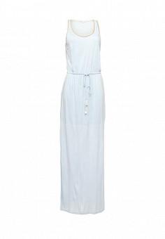 Платье, Patrizia Pepe, цвет: голубой. Артикул: PA748EWPTN05. Премиум / Одежда / Платья и сарафаны
