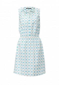 Платье, Pennyblack, цвет: голубой. Артикул: PE003EWOHV26. Премиум / Одежда / Платья и сарафаны