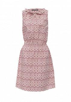 Платье, Pennyblack, цвет: красный. Артикул: PE003EWOHV27. Премиум / Одежда / Платья и сарафаны