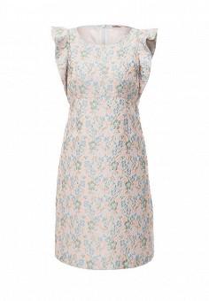 Платье, Pennyblack, цвет: мятный. Артикул: PE003EWOHV32. Премиум / Одежда / Платья и сарафаны