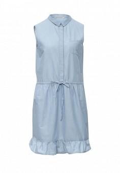 Платье, Pennyblack, цвет: голубой. Артикул: PE003EWOHV79. Премиум / Одежда / Платья и сарафаны