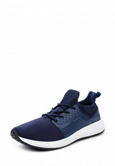 Кроссовки, Piazza Italia, цвет: синий. Артикул: PI022AMQJN24. Мужская обувь / Кроссовки и кеды / Кроссовки
