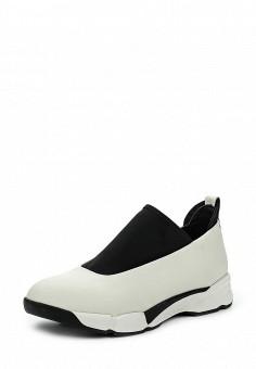 Кроссовки, Pinko, цвет: черно-белый. Артикул: PI754AWOIF55. Премиум / Обувь / Кроссовки и кеды / Кроссовки