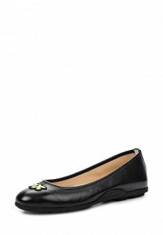 Балетки, Pinko, цвет: черный. Артикул: PI754AWOIF64. Премиум / Обувь / Балетки