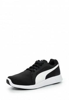Кроссовки, Puma, цвет: черный. Артикул: PU053AUQOX82. Женская обувь / Кроссовки и кеды / Кроссовки