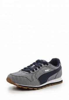 Кроссовки, Puma, цвет: синий. Артикул: PU053AUQOY12. Женская обувь / Кроссовки и кеды / Кроссовки