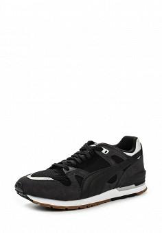 Кроссовки, Puma, цвет: черный. Артикул: PU053AUQOY38. Женская обувь / Кроссовки и кеды / Кроссовки