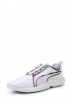 Кроссовки, Puma, цвет: белый. Артикул: PU053AWQOW38. Женская обувь / Кроссовки и кеды / Кроссовки