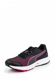 Кроссовки, Puma, цвет: черный. Артикул: PU053AWQOW95. Женская обувь / Кроссовки и кеды / Кроссовки