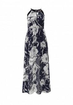 Платье, QED London, цвет: мультиколор. Артикул: QE001EWIVZ47. Женская одежда / Платья и сарафаны / Летние платья